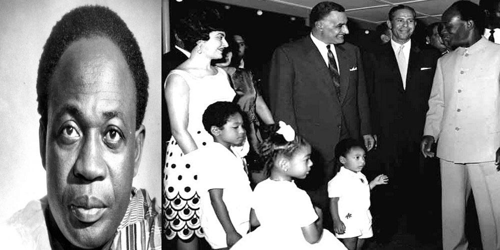 فتحية رزق.. تعرف على المصرية التي تزوجت زعيم غانا بتزكية من عبدالناصر