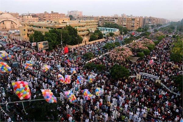 موعد صلاة عيد الفطر 2019 في القاهرة والمحافظات