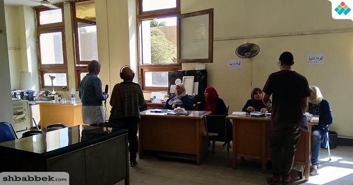 حسم 54 لجنة بالتزكية في انتخابات اتحاد طلاب عين شمس بالجولة الأولى