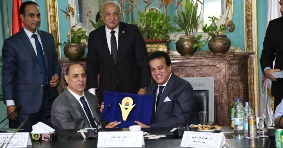 توقيع اتفاقية تعاون بين وزارة التعليم العالي والمجلس القومى لشئون الإعاقة