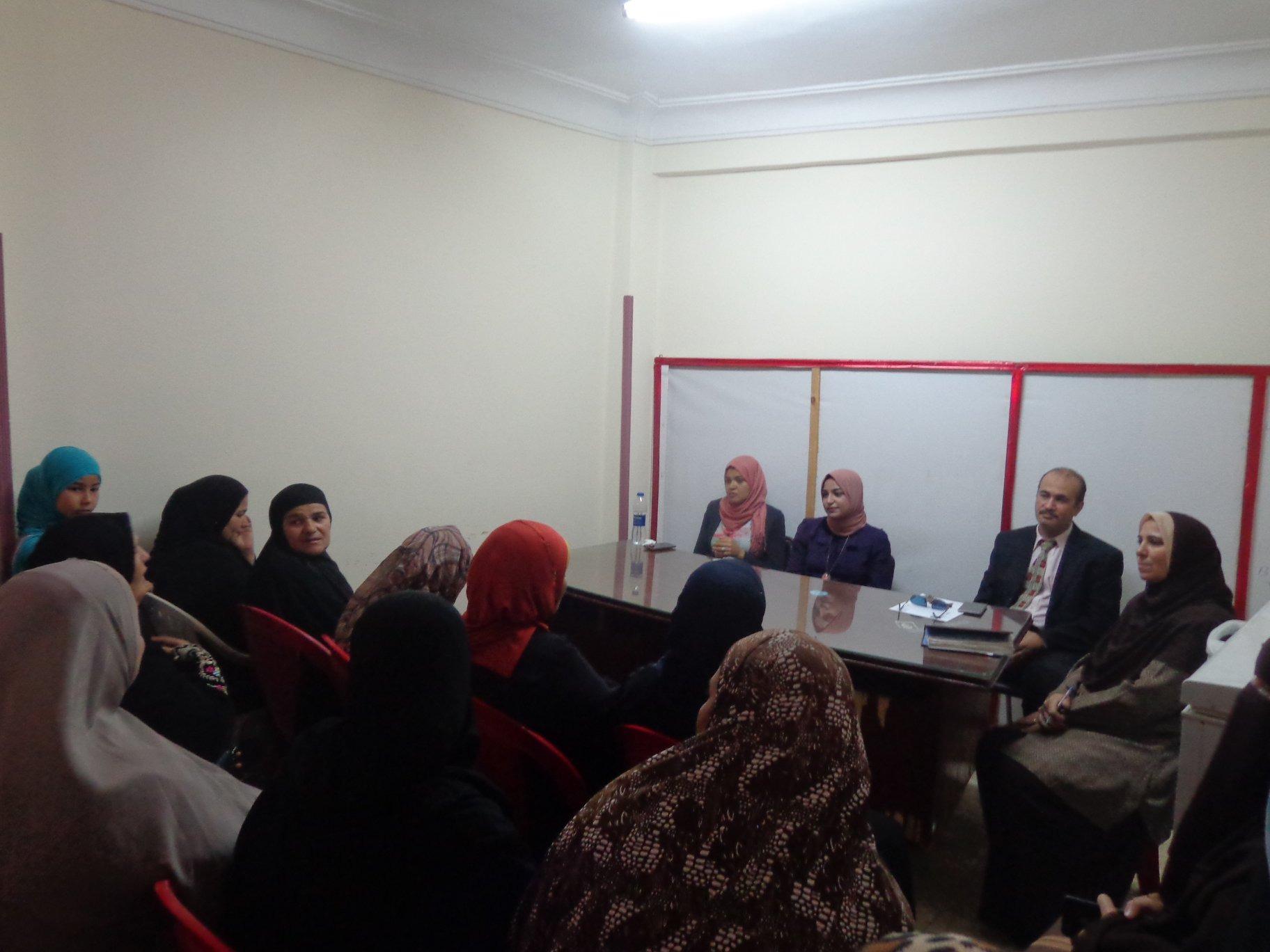 جامعة المنوفية تنظم قوافل لـ«سرس الليان» للتوعية بالغذاء الصحي في رمضان