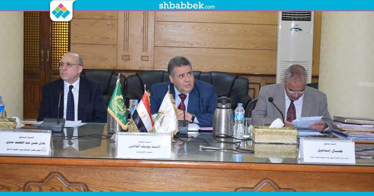 http://shbabbek.com/upload/بالتعاون مع القوات المسلحة.. إنشاء مستشفى تخصصي بجامعة بنها