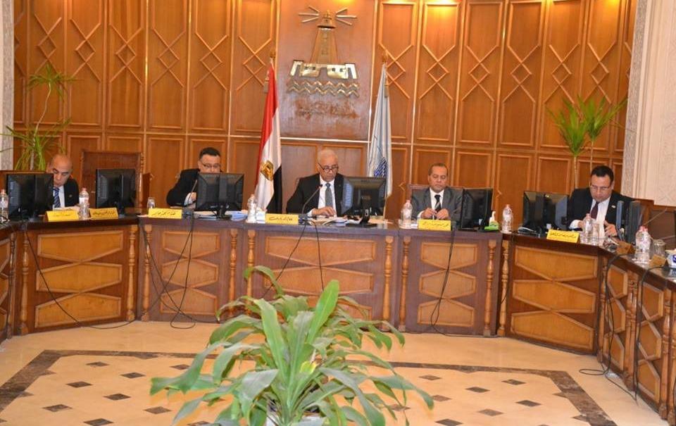 إنشاء مركز تمويل إسلامي.. 11 قرارا بمجلس جامعة الإسكندرية الأخير