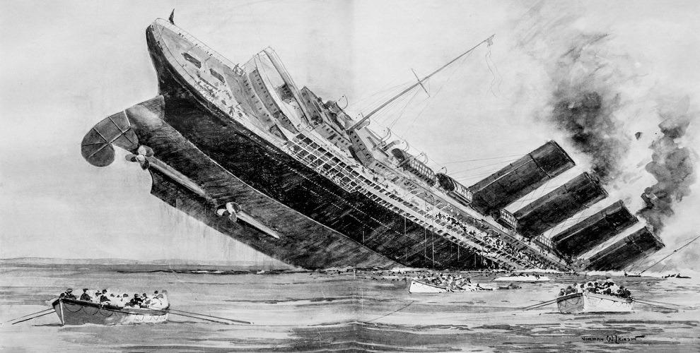 لماذا غرقت تيتانيك؟.. 5 أفلام وثائقية تكشف اللغز
