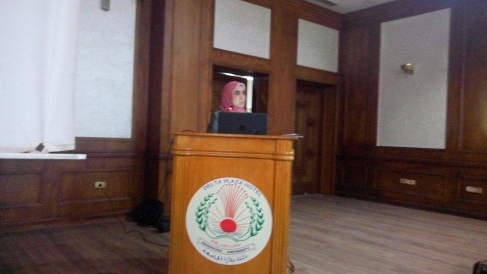 السفارة الألمانية تعرض منح دراسية للطلاب والباحثين بجامعة المنصورة