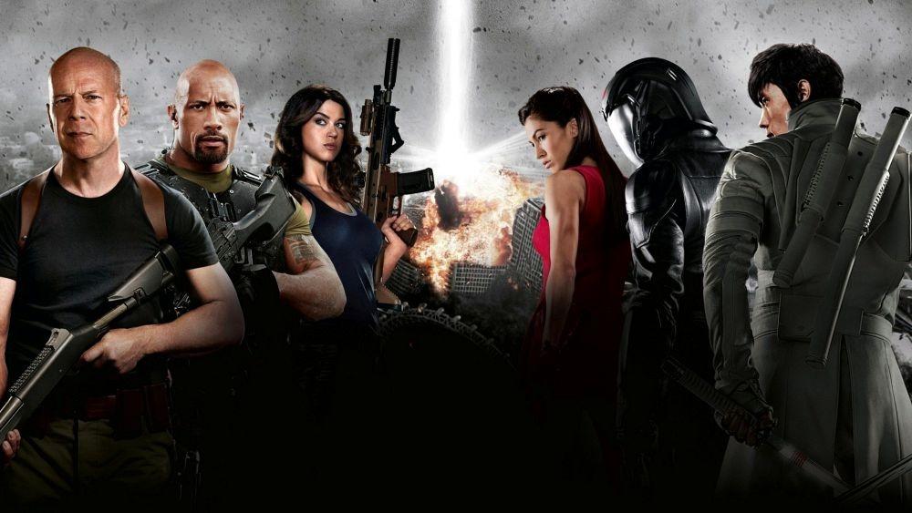 صراع الحرب الكونية يتواصل في فيلم السهرة G.I. Joe: Retaliation