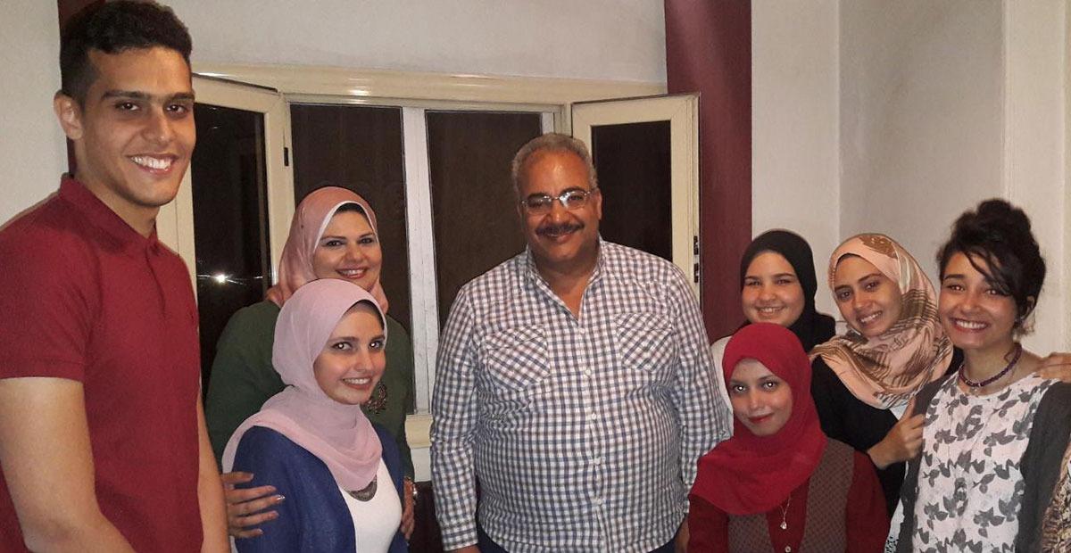 «طلة بهية»..مشروع إذاعي لطلاب إعلام عين شمس بطولة بيومي فؤاد