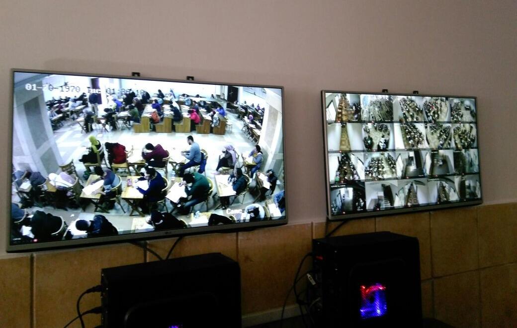 800 ألف دولار لتركيب كاميرات مراقبة الامتحانات بالجامعات في دولة عربية