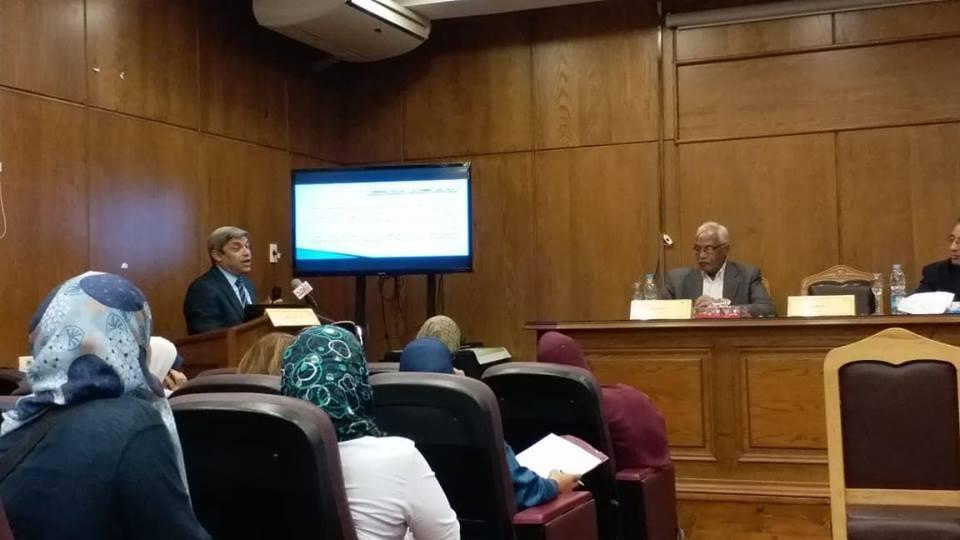 كلية آثار القاهرة تنظم ندوة «التربية المتحفية والتواصل المجتمعي»