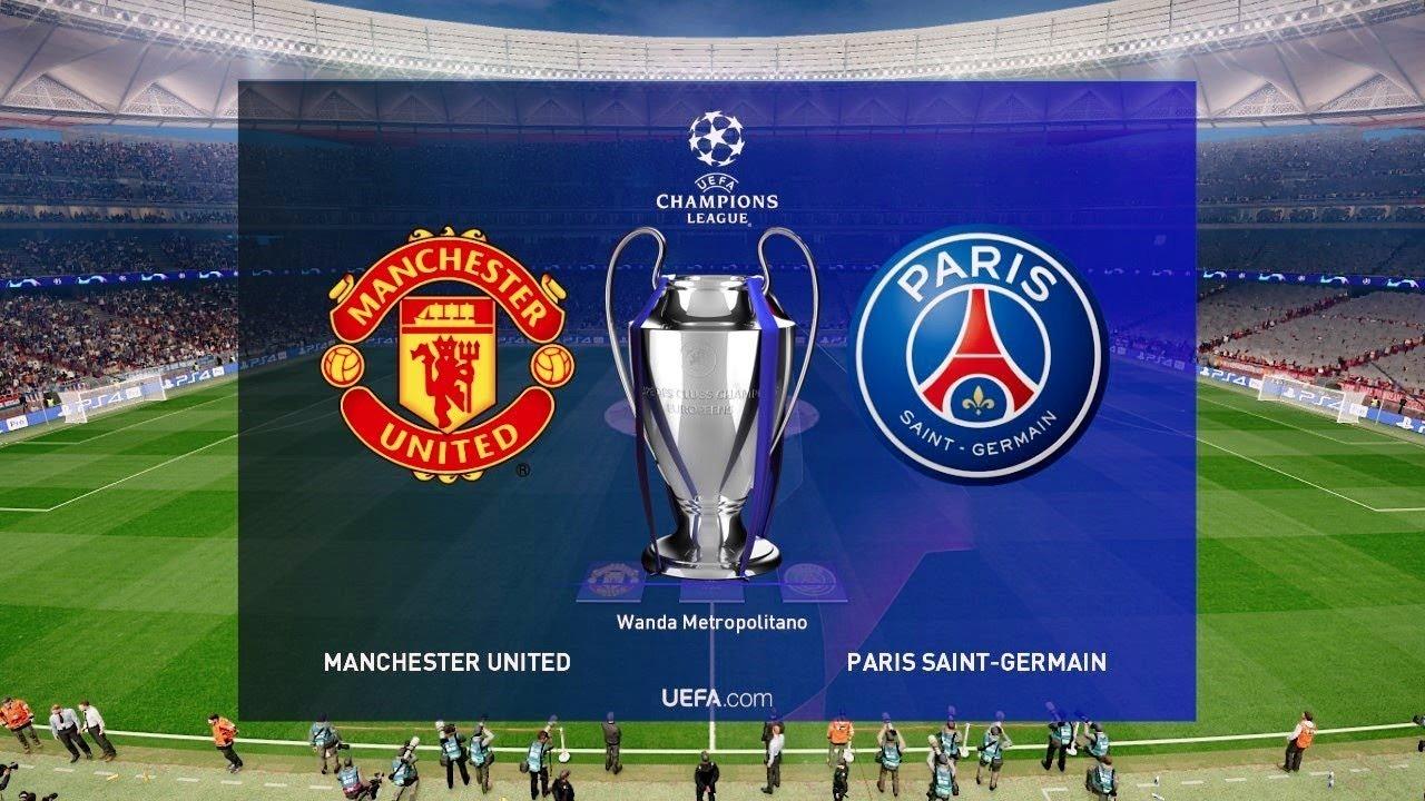 بث مباشر beIN SPORTS لمباراة باريس سان جيرمان ومانشستر يونايتد