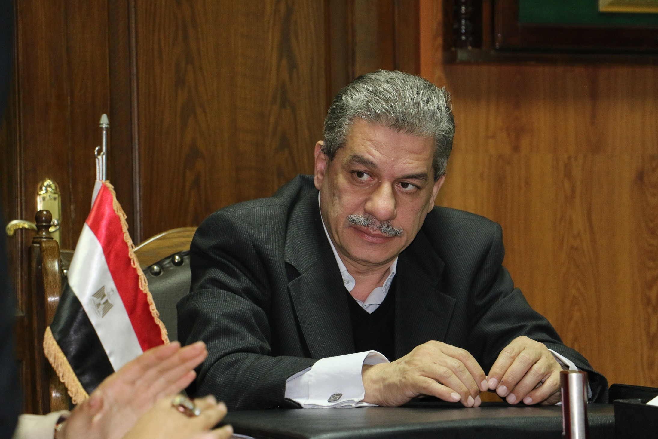 اتحاد جامعة بني سويف يشكر رئيسها السابق: «شكرا دكتور أمين لطفي» (فيديو)