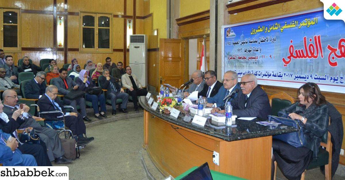رئيس جامعة القاهرة: لن نخرّج علماء أو فلاسفة إلا بتغيير فكر الطالب