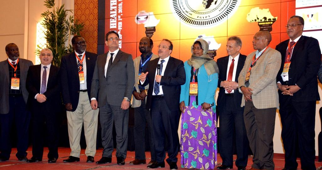 جامعة طنطا تعلن توصيات مؤتمر الصحة الإفريقية (صور)