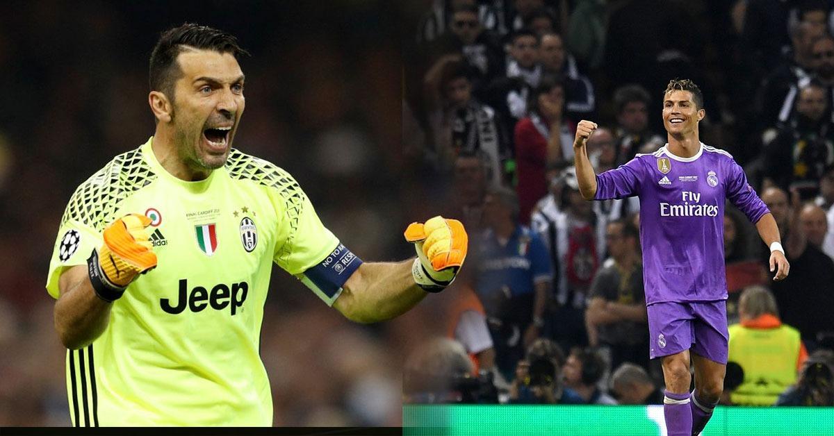 شاهد| أهداف الشوط الأول من مباراة ريال مدريد واليوفي