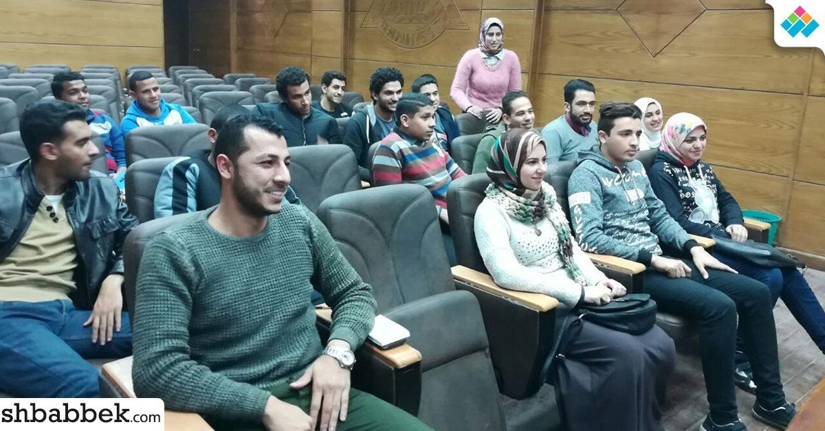 9 مطالب لاتحاد طلاب جامعة بنها في أول اجتماع له (صور)