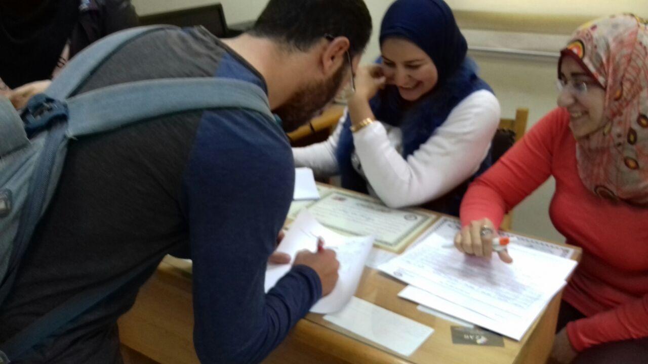 أسماء مجلس اتحاد كلية الإعلام جامعة بني سويف