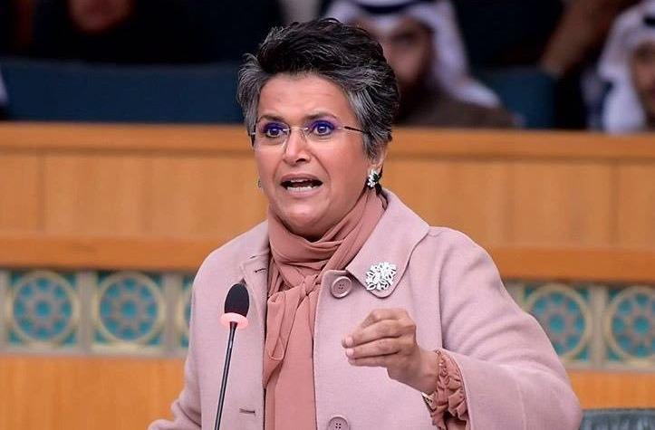 شاهد نائبة كويتية تهاجم وزيرة الهجرة المصرية: «إن كنتم نسيتوا اللي جرى.. هاتوا الدفاتر تنقرا»