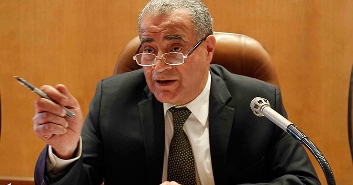 وزارة التموين توقع بروتوكول تعاون مع بنك مصر لتحصيل الغرامات آليا