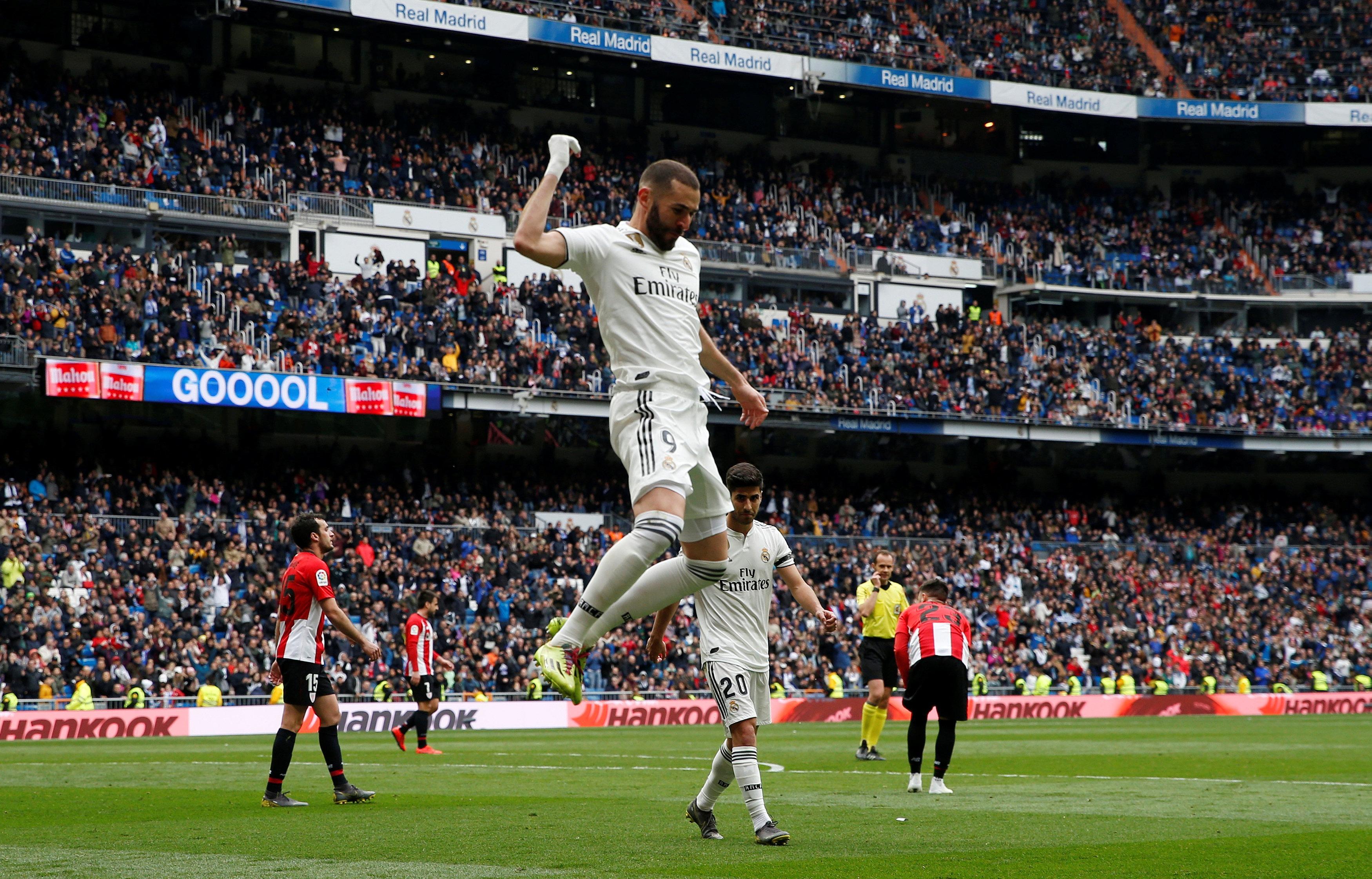 جدول مباريات الدوري الإسباني اليوم.. ريال مدريد نحو تحسين الصورة