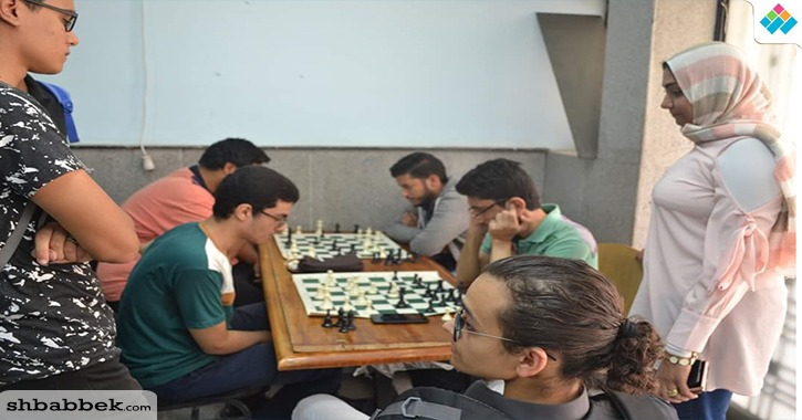 جامعة عين شمس تحدد موعد بطولة الشطرنج فردي للطلاب