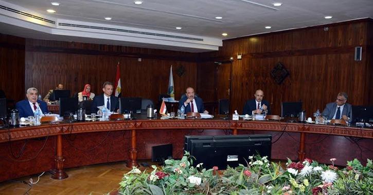 جامعة طنطا: علاج 240 طالبا خلال شهر أبريل