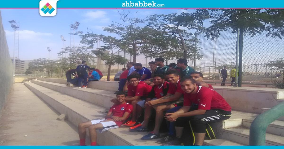 الفريق الفائز يتأهل للعب بالبرازيل.. بطولة «نيمار 5» للكرة بجامعة حلوان (صور)