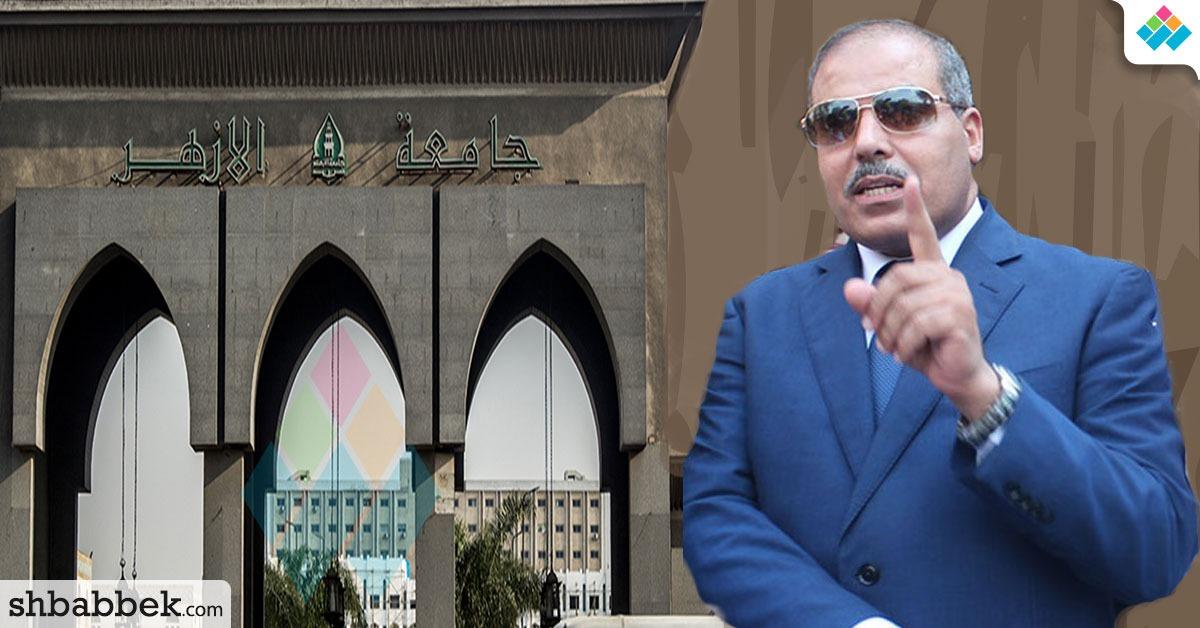 رئيس جامعة الأزهر والإعلام.. علاقة متوترة منذ اليوم الأول