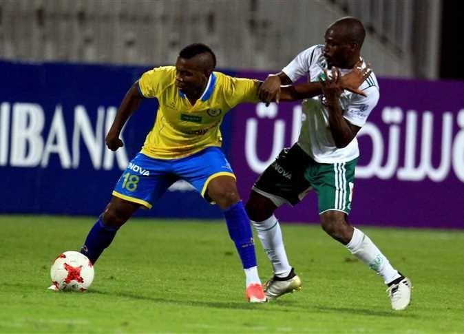 برباعية.. المصري يكتسح «جرين الزامبي» في دور الـ32 للكونفدرالية