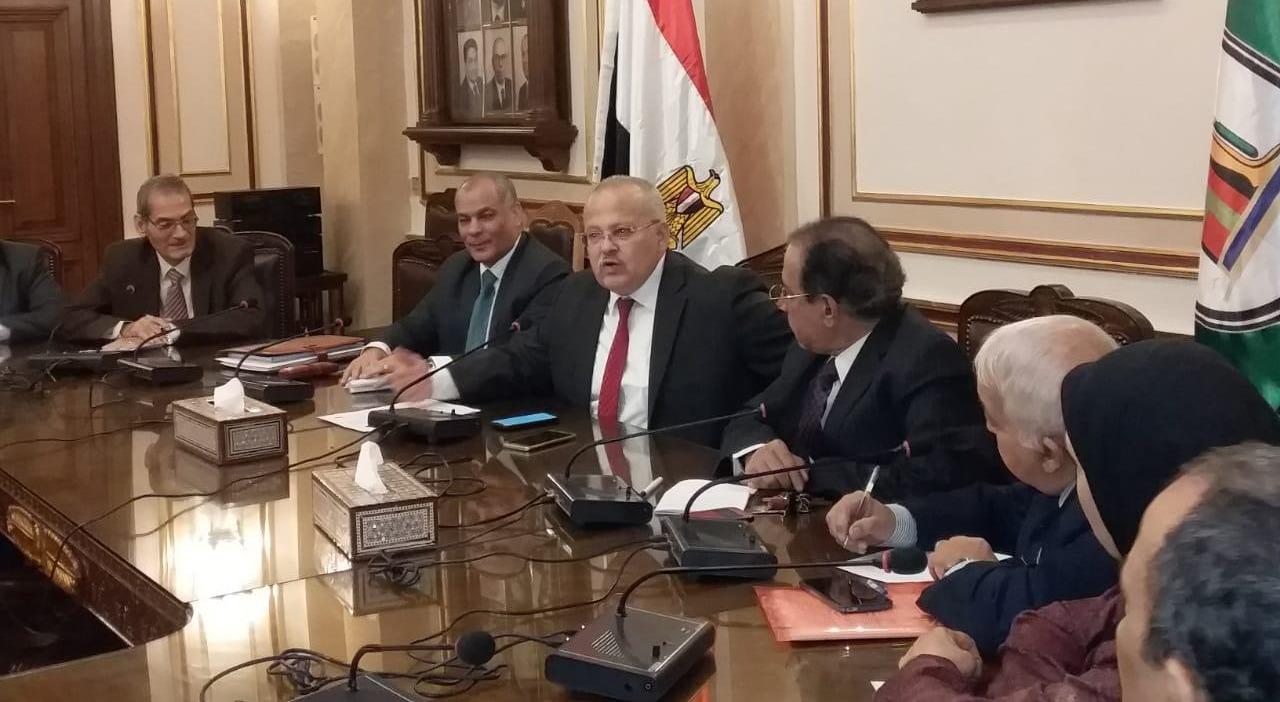 رئيس جامعة القاهرة: «نستهدف تحويل معهد البحوث الأفريقية إلى بيت خبرة»