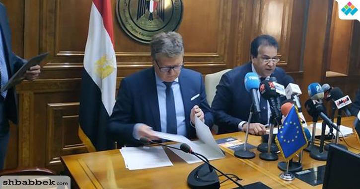 وزير التعليم العالي: مصر نجحت في برنامج «آفاق 2020» بمعدل 13.5%