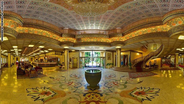 صور| هل هذا أجمل فندق في الشرق الأوسط؟