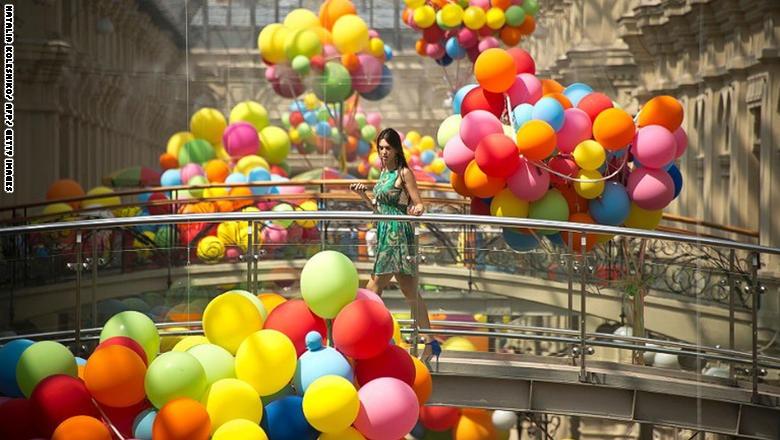 صور| لمحبي «التسوق».. هذه أروع المتاجر في العالم