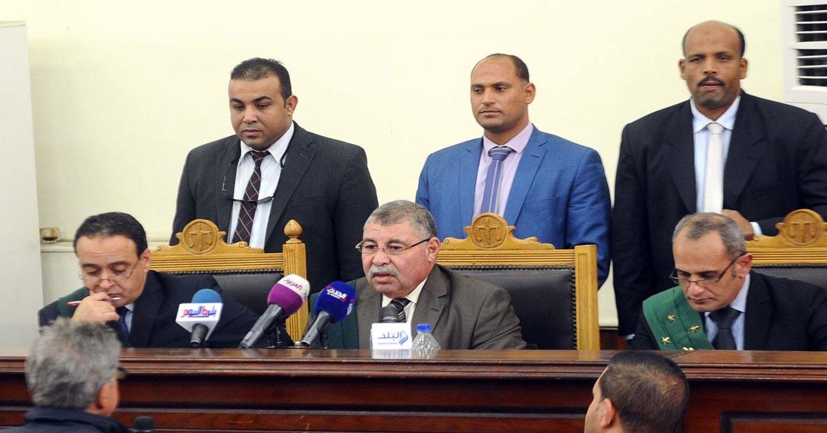 تأجيل الحكم على 67 متهما في «اغتيال النائب العام» لجلسة 17 يونيو