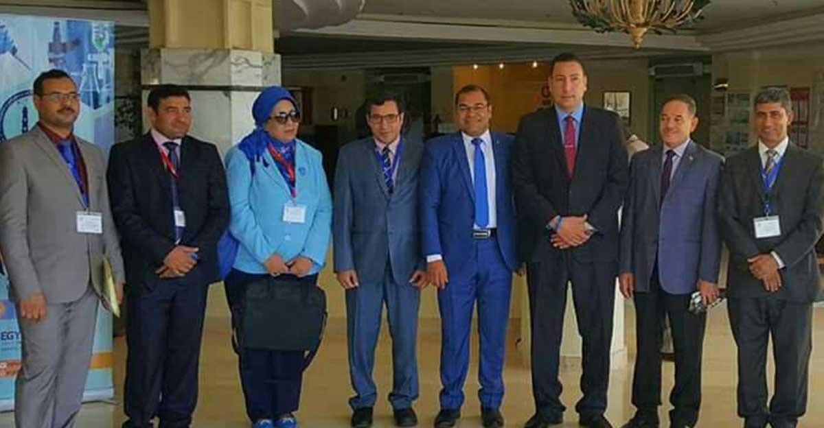 صيدلة سوهاج تشارك في مؤتمر الأزهر الدولي الخامس للصيدلة