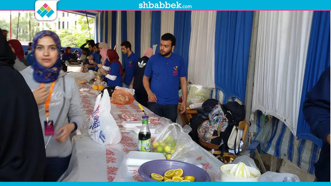 أسرة 22 ساعة بـ«صيدلة المنصورة» تنظم معرضا خيريا لصالح معهد الأورام