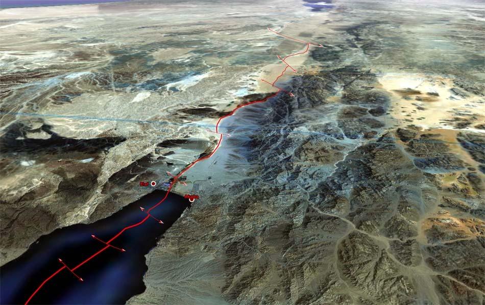 شاهد.. إعلان اتفاقية مياه «إسرائيلية فلسطينية أردنية» لربط البحر الأحمر بالبحر الميت