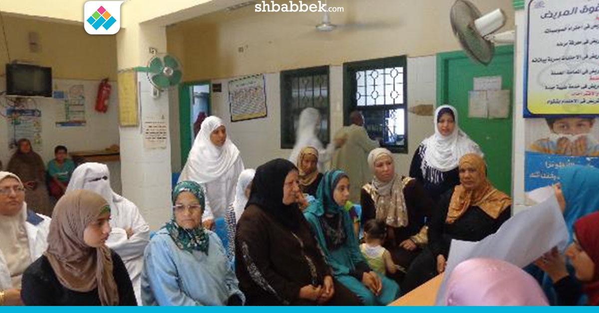 جامعة المنوفية تنظم قافلة توعوية ضد ختان الإناث