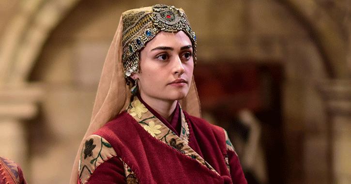 طلاق السلطانة حليمة في مسلسل «قيامة أرطغرل» من زوجها