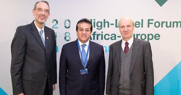 بروتوكول تعاون بين مصر والنمسا في مجال التعليم والبحث العلمي