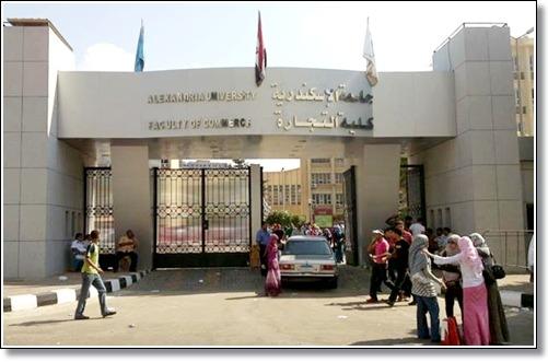 تعرف على أسر كلية التجارة جامعة الإسكندرية