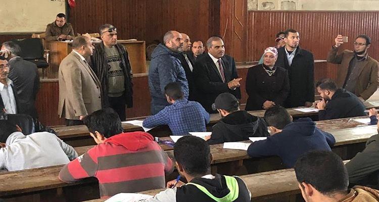 رئيس جامعة الأزهر: حرمان أصحاب الملابس غير اللائقة من دخول الامتحانات