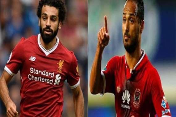 محمد صلاح ووليد سليمان في قائمة أفضل لاعب لعام 2018