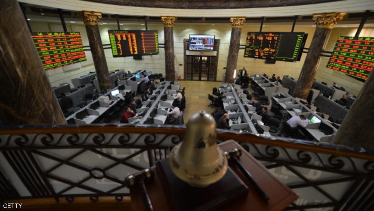 تراجع 79 شركة مصرية في البورصة.. واليوم ينتهي بخسارة 3.2 مليار جنيه