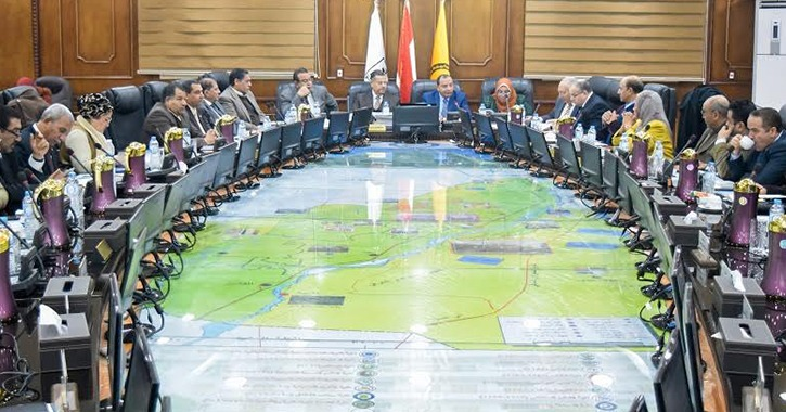 جامعة بني سويف تضع برنامج لتنفيذ مبادرة «صنايعية مصر»