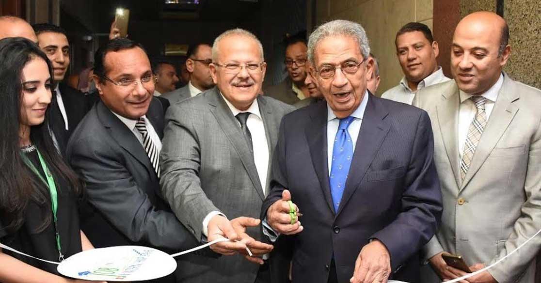 وزراء يتحدثون عن البطالة والتوظيف في جامعة القاهرة.. ماذا قالوا؟