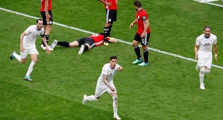 منتخب مصر يخسر أمام الأورجواي بهدف وحيد في مباراة بطولية
