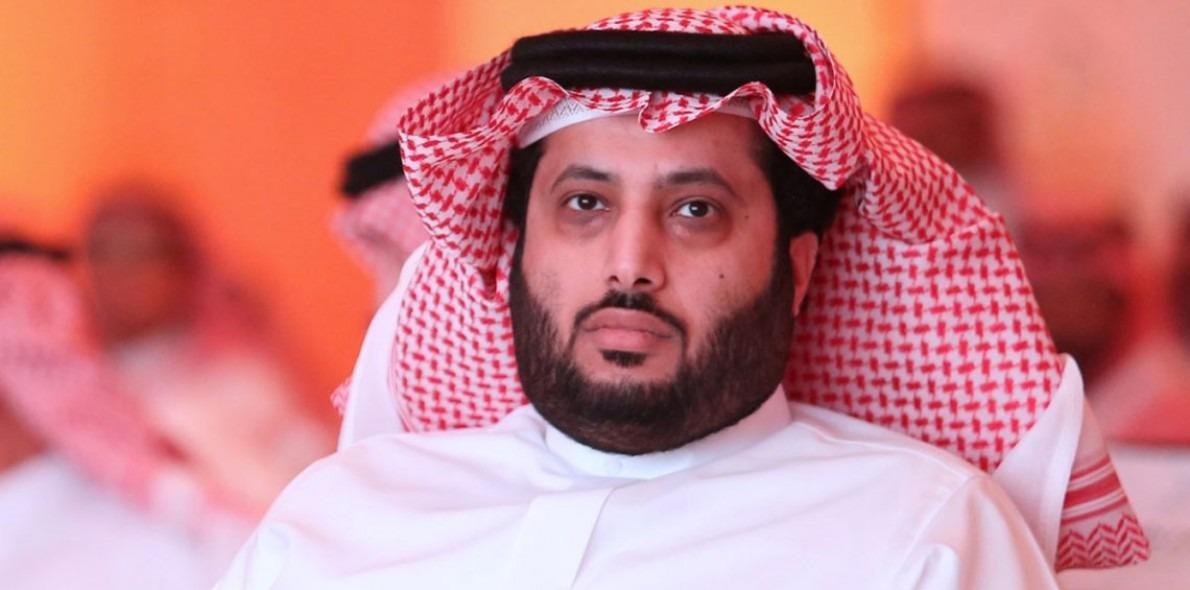 اعتذار تركي آل الشيخ عن الرئاسة الشرفية للأهلي