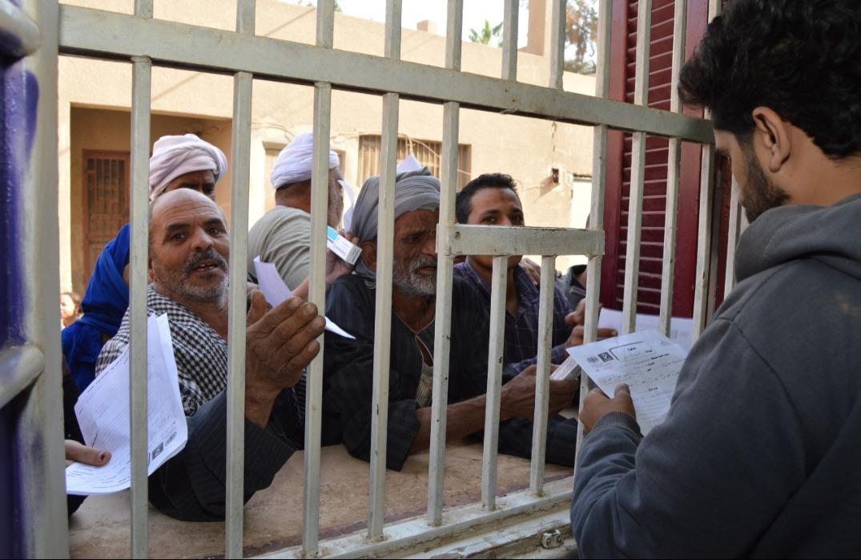 جامعة عين شمس تطلق قافلة شاملة لمحافظة بني سويف