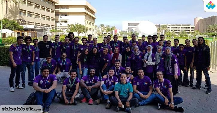 تأهل 3 فرق من طلاب حاسبات عين شمس للمشاركة في المسابقة العربية للبرمجة