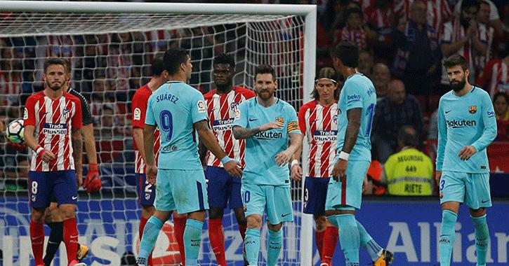 جدول مباريات اليوم في الدوري الإسباني.. برشلونة يواجه أتلتيكو